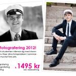Studentfotografering 2012