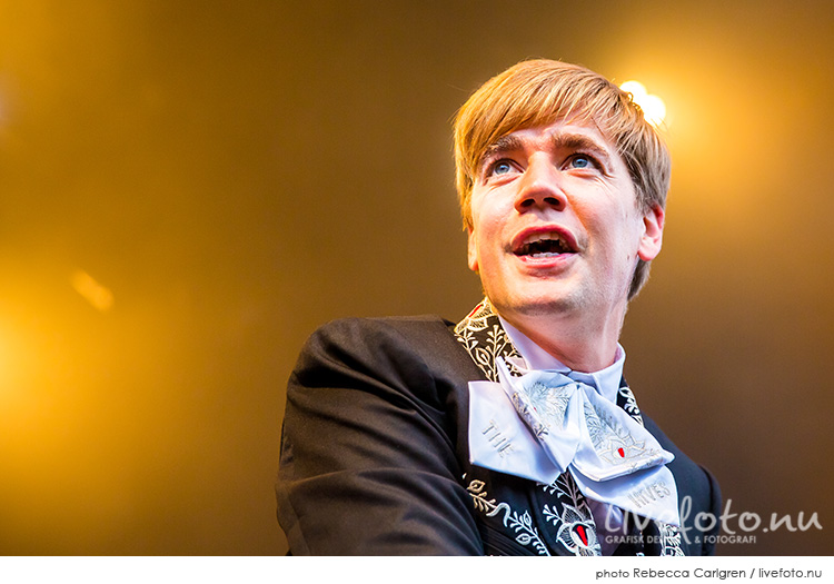 The Hives @ Liseberg