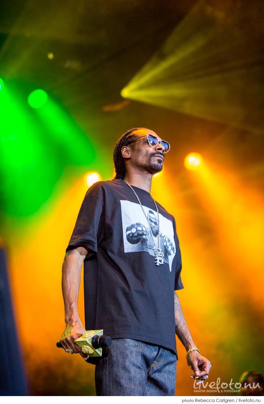 Snoop Dogg på Liseberg