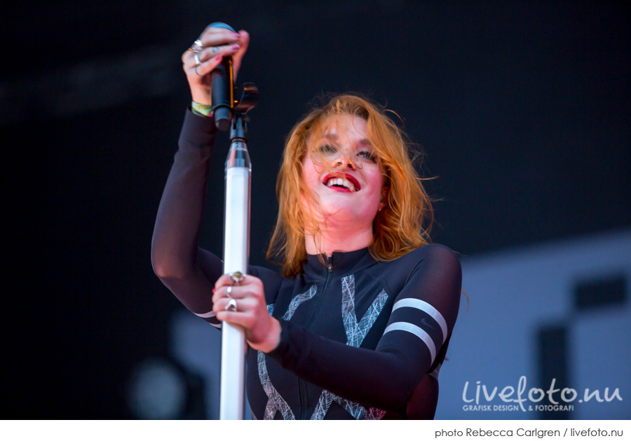 Icona Pop på Way Out West
