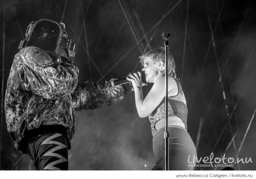 Robyn och Röyksopp på Way Out West