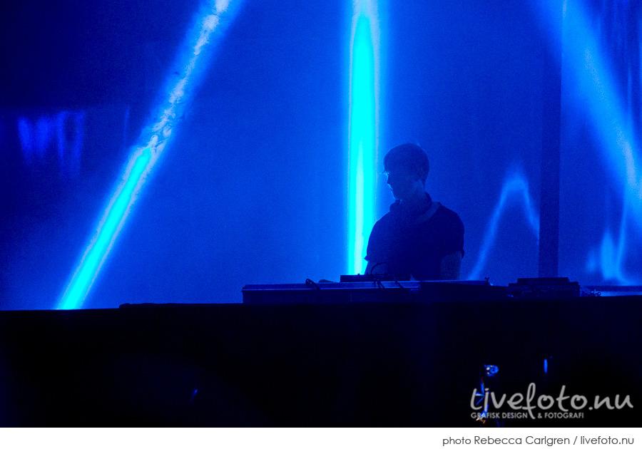 ADrian Lux på Uddevalla Solid Sound