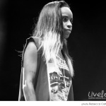 Angel Haze på Uddevalla Solid Sound
