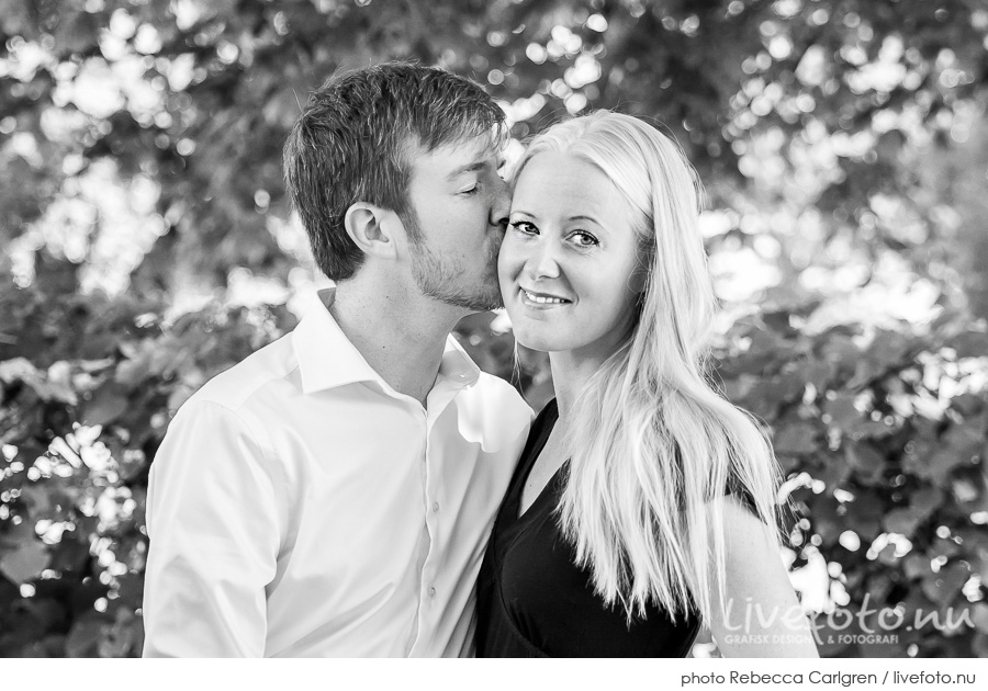 Wedding PreShoot: Annika och Conor