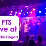 Feed the Seagulls – Day by day, live at Sticky Fingers