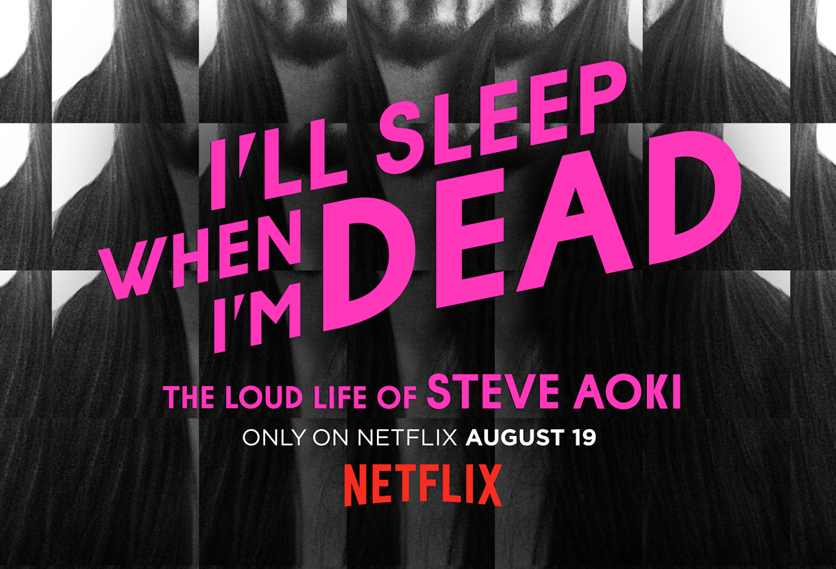 Steve Aoki: I'll Sleep When I'm Dead – Review