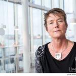 Porträttfoton på Anna Ewergårdh