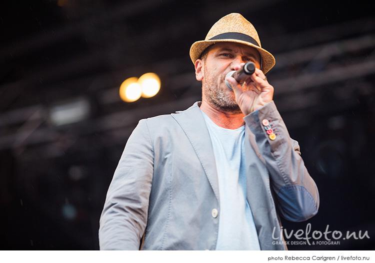 Markoolio på Göteborgs Kulturkalas, Rix FM-festival