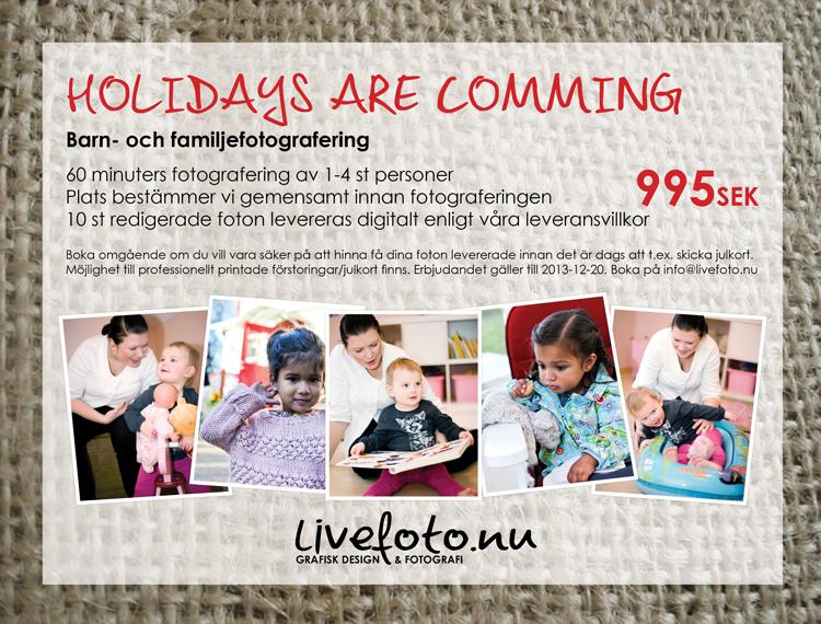 Farsdag + jul facebook