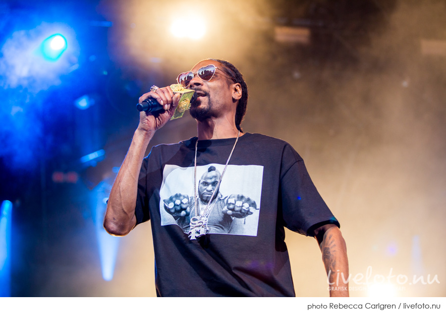 Snoop Dogg på Liseberg