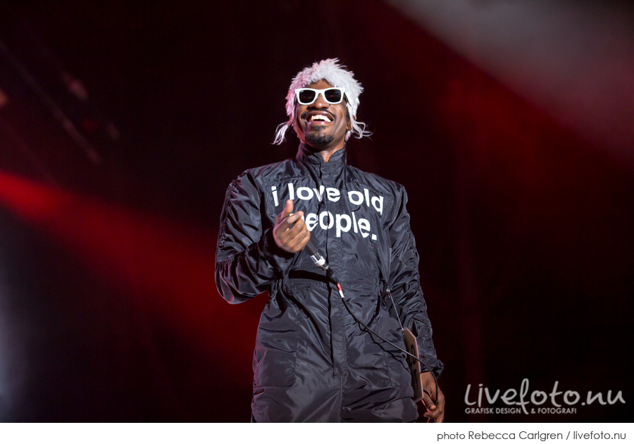 OutKast på Way Out West