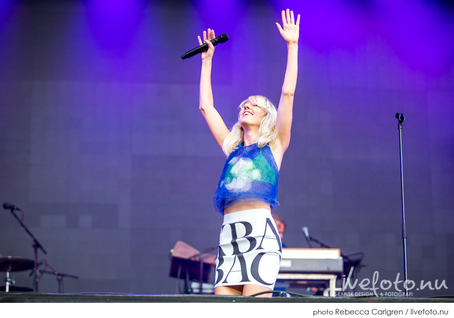 Veronica Maggio på Way Out West