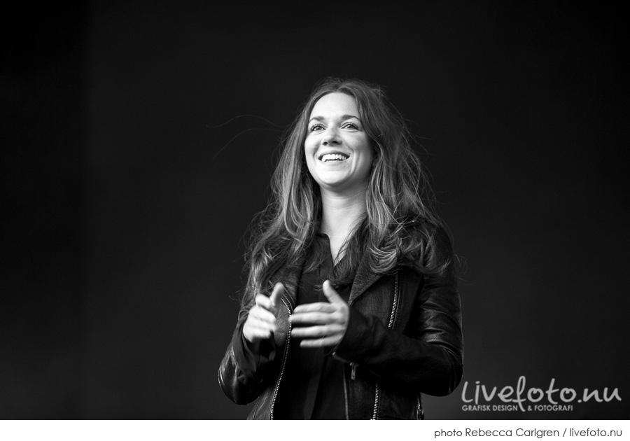 Melissa Horn på Liseberg