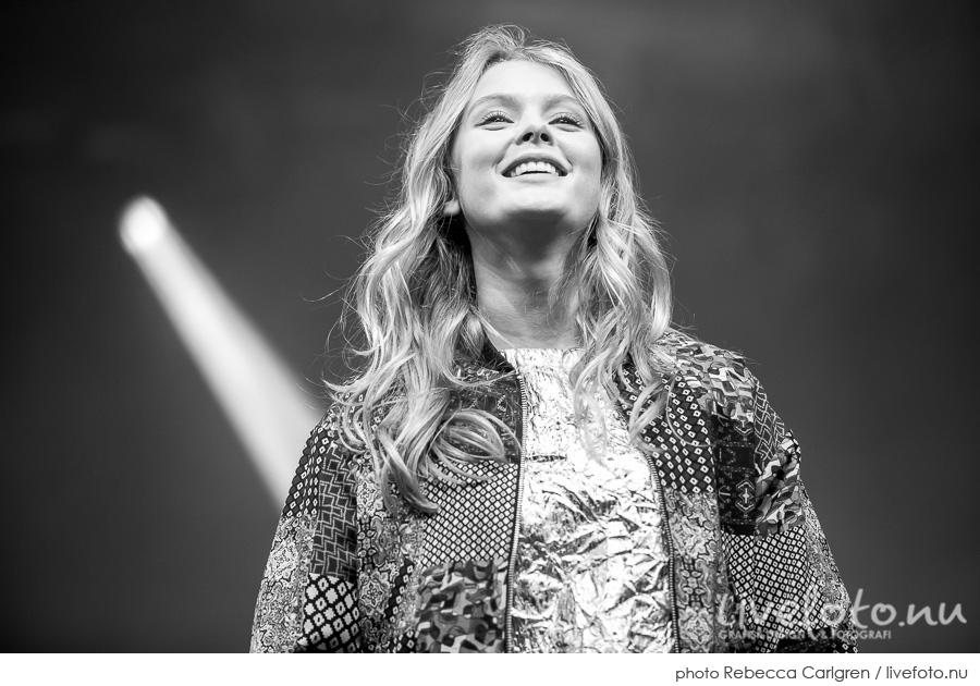 Zara Larsson på Liseberg