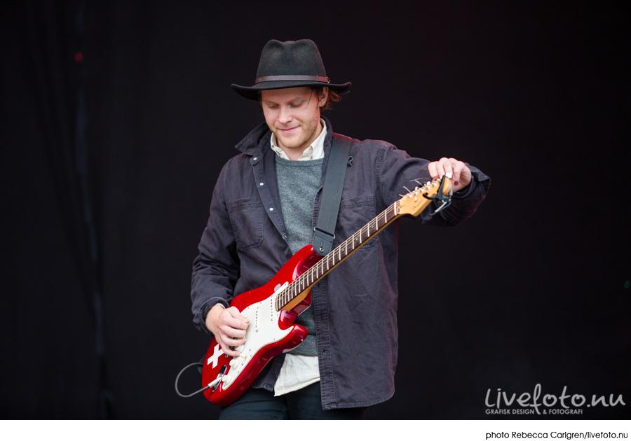 Jakob Hellman på Uddevalla Solid Sound