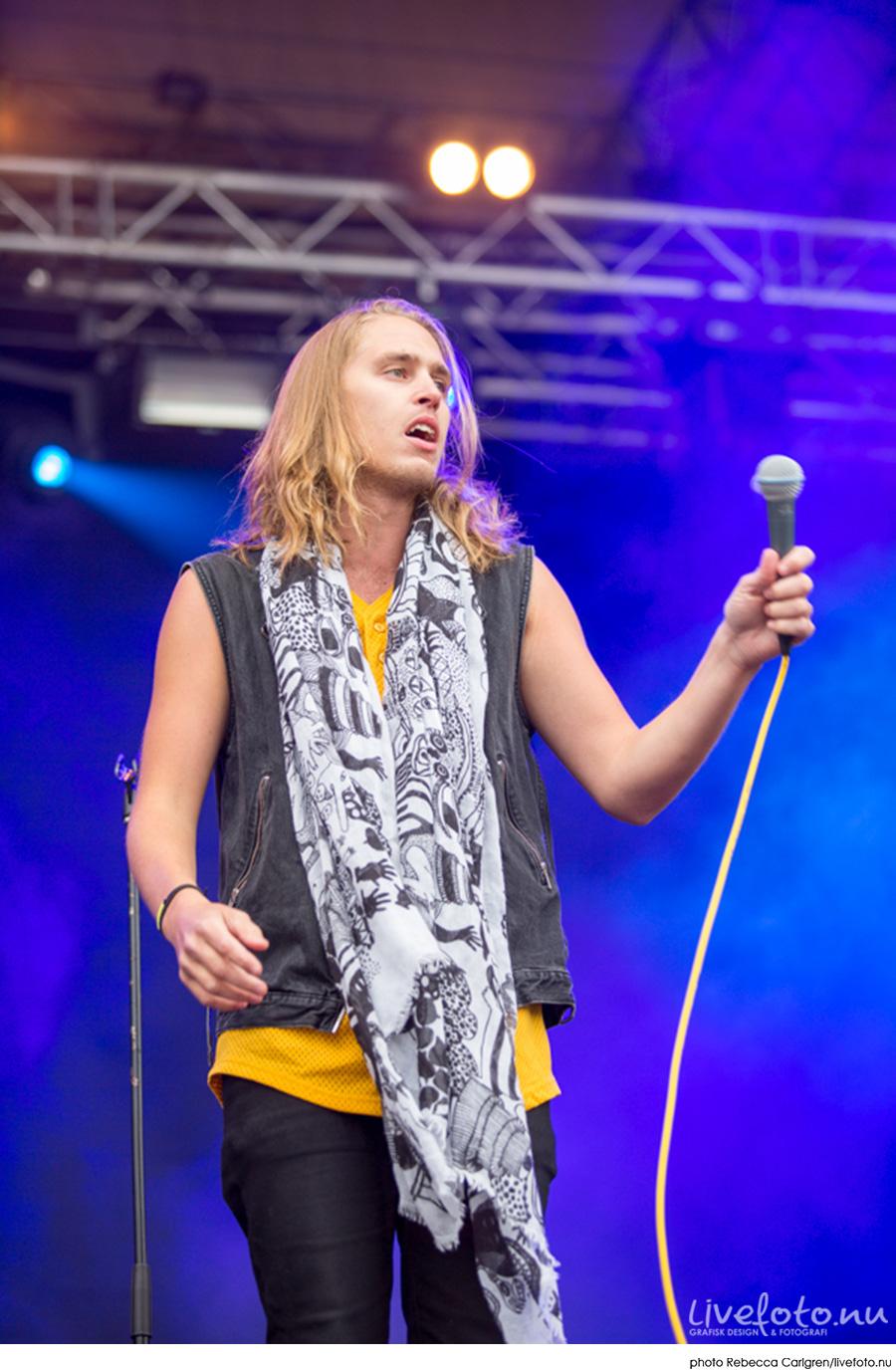 Thomas Stenström på Uddevalla Solid Sound