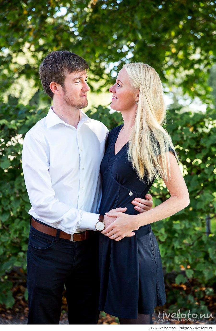 Wedding PreShoot: Annika och Conor