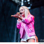 Zara Larsson på Way Out West